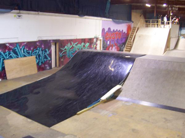 main park and foam pit