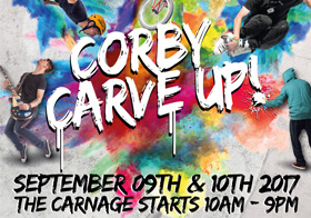Corby Carve Up!
