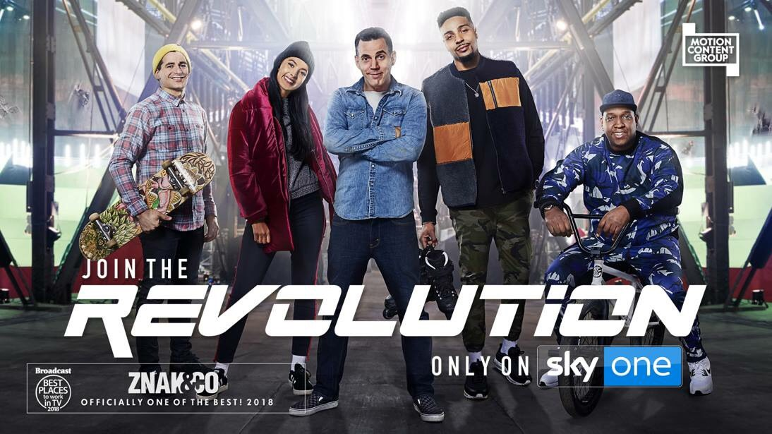 Revolution TV - Check out our Adrenaline Alley team in action!
