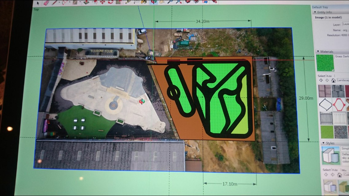New Pump Track to open soon